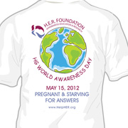 Hyperemesis Gravidarum Survivor T-Shirt